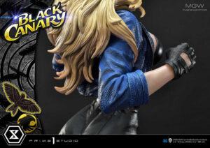 DC Comics Museum Masterline Black Canary EX Bonus Version by Prime 1 Studio 60 MyGrailWatch Anime Figure Guide