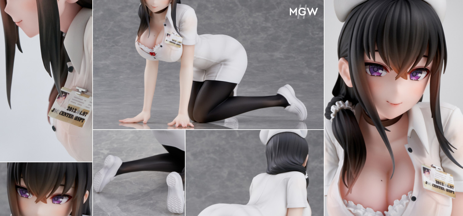 KFR illustration Nurse san by Union Creative MyGrailWatch Anime Figure Guide