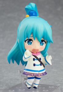 Nendoroid Aqua Winter Ver. by Good Smile Company from KonoSuba 3 MyGrailWatch Anime Figure Guide