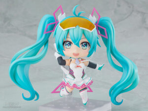 Nendoroid Racing Miku 2021 Ver. with illustration by Morikura En 1 MyGrailWatch Anime Figure Guide