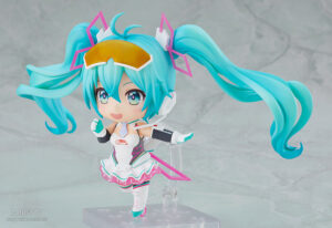 Nendoroid Racing Miku 2021 Ver. with illustration by Morikura En 2 MyGrailWatch Anime Figure Guide