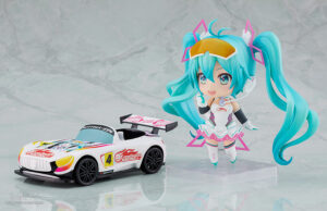 Nendoroid Racing Miku 2021 Ver. with illustration by Morikura En 4 MyGrailWatch Anime Figure Guide