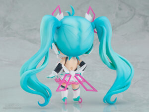 Nendoroid Racing Miku 2021 Ver. with illustration by Morikura En 6 MyGrailWatch Anime Figure Guide