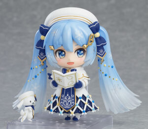 Nendoroid Snow Miku Glowing Snow Ver. by Good Smile Company 3 MyGrailWatch Anime Figure Guide