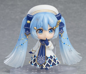 Nendoroid Snow Miku Glowing Snow Ver. by Good Smile Company 5 MyGrailWatch Anime Figure Guide