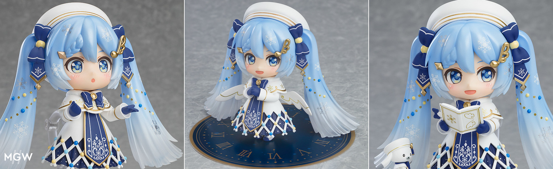 Nendoroid Snow Miku Glowing Snow Ver. by Good Smile Company MyGrailWatch Anime Figure Guide