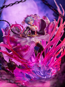 Oni Rem Crystal Dress Ver. by SHIBUYA SCRAMBLE FIGURE from ReZERO Starting Life in Another World 2 MyGrailWatch Anime Figure Guide