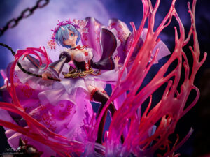 Oni Rem Crystal Dress Ver. by SHIBUYA SCRAMBLE FIGURE from ReZERO Starting Life in Another World 6 MyGrailWatch Anime Figure Guide