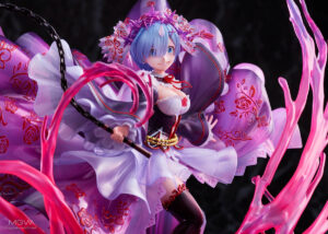 Oni Rem Crystal Dress Ver. by SHIBUYA SCRAMBLE FIGURE from ReZERO Starting Life in Another World 8 MyGrailWatch Anime Figure Guide