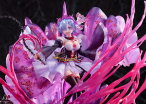Oni Rem Crystal Dress Ver. by SHIBUYA SCRAMBLE FIGURE from ReZERO Starting Life in Another World 9 MyGrailWatch Anime Figure Guide