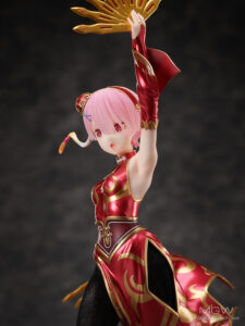 Ram China Dress ver. by FuRyu from ReZERO Starting Life in Another World 5 MyGrailWatch Anime Figure Guide
