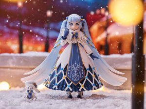 figma Snow Miku Glowing Snow Ver. by Max Factory 1 MyGrailWatch Anime Figure Guide