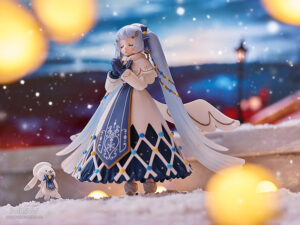 figma Snow Miku Glowing Snow Ver. by Max Factory 3 MyGrailWatch Anime Figure Guide