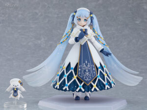figma Snow Miku Glowing Snow Ver. by Max Factory 4 MyGrailWatch Anime Figure Guide