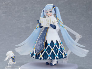 figma Snow Miku Glowing Snow Ver. by Max Factory 5 MyGrailWatch Anime Figure Guide
