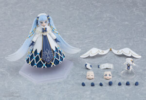 figma Snow Miku Glowing Snow Ver. by Max Factory 9 MyGrailWatch Anime Figure Guide