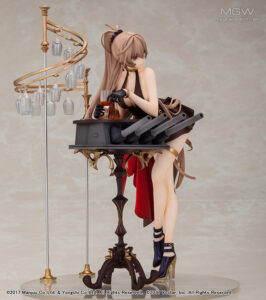 Azur Lane Jean Bart Dress Ver. by WINGS 10 MyGrailWatch Anime Figure Guide