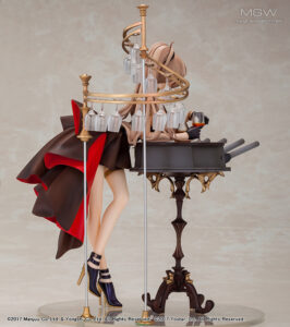 Azur Lane Jean Bart Dress Ver. by WINGS 8 MyGrailWatch Anime Figure Guide