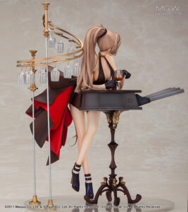 Azur Lane Jean Bart Dress Ver. by WINGS 9 MyGrailWatch Anime Figure Guide