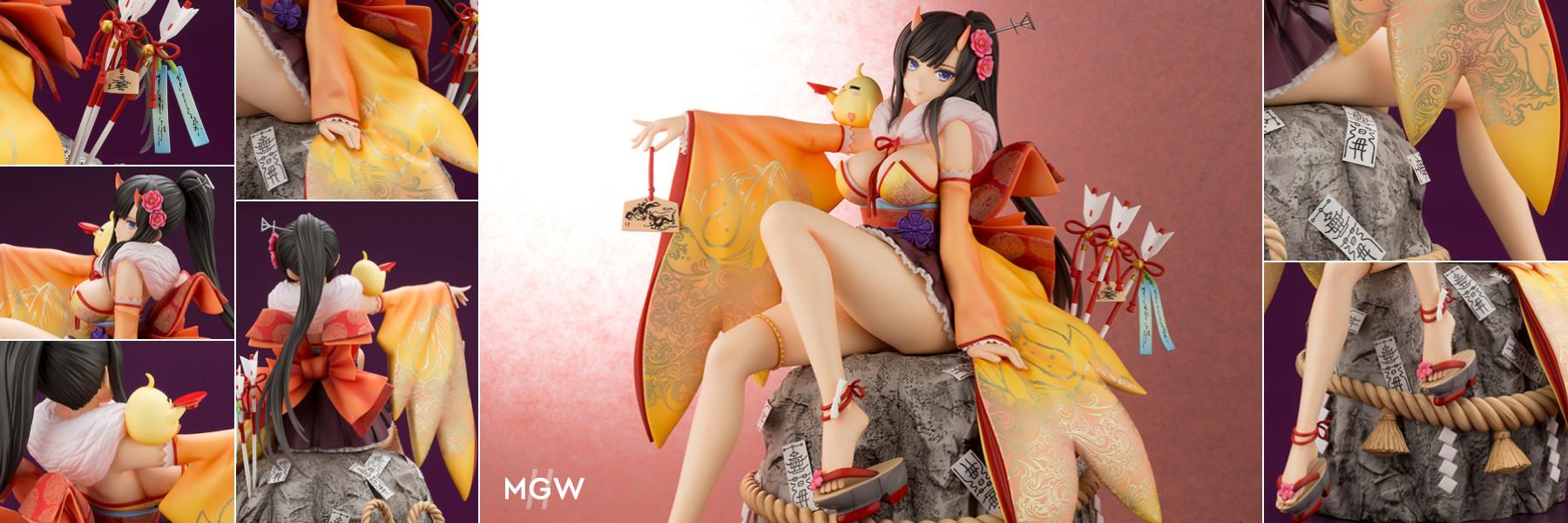 Azur Lane Ryuuhou Firebirds New Year Dance ver by Kotobukiya MyGrailWatch Anime Figure Guide