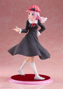 Chikatto Chika Chika Fujiwara Chika by WAVE from Kaguya sama 2 MyGrailWatch Anime Figure Guide