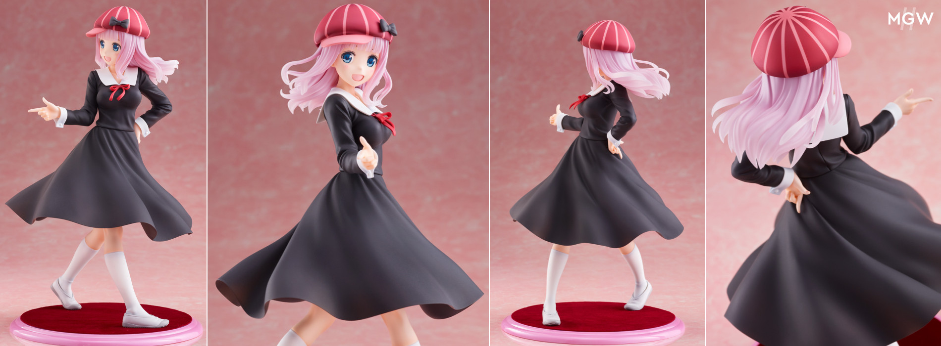 Chikatto Chika Chika Fujiwara Chika by WAVE from Kaguya sama MyGrailWatch Anime Figure Guide