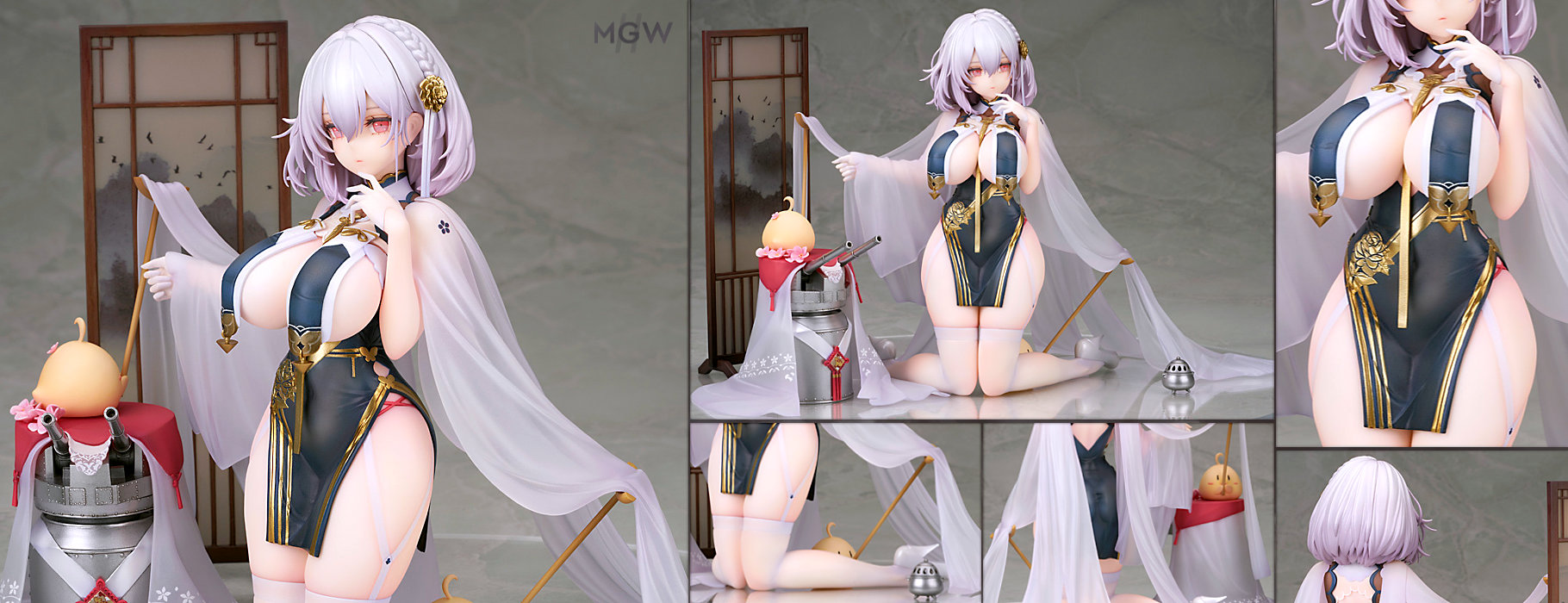 HMS Sirius Seiun Utsusu Aonami Ver. by ALTER from Azur Lane by ALTER from Azur Lane MGW Pre order Guide