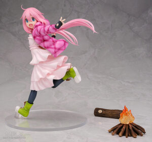 Kagamihara Nadeshiko by WING from Yuru Camp 1 MyGrailWatch Anime Figure Guide