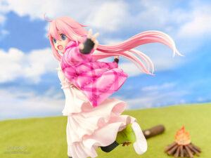 Kagamihara Nadeshiko by WING from Yuru Camp 8 MyGrailWatch Anime Figure Guide