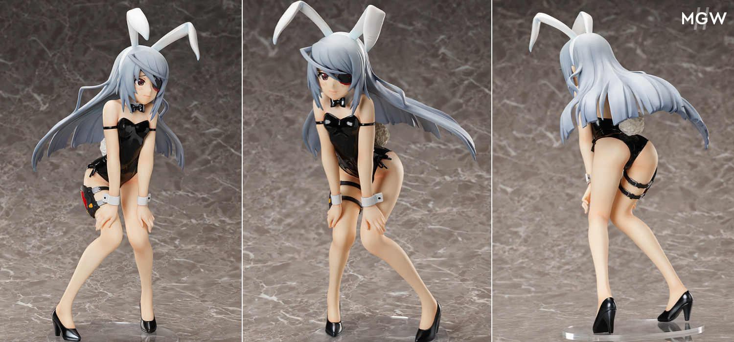 Laura Bodewig Bare Leg Bunny Ver. by FREEing from Infinite Stratos 2 MyGrailWatch Anime Figure Guide