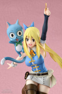 Lucy Heartfilia by BellFine from FAIRY TAIL 5 MyGrailWatch Anime Figure Guide