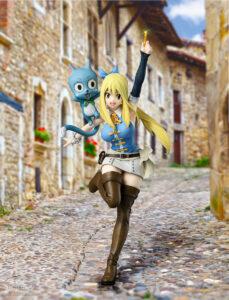 Lucy Heartfilia by BellFine from FAIRY TAIL 7 MyGrailWatch Anime Figure Guide