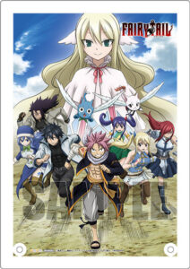 Lucy Heartfilia by BellFine from FAIRY TAIL 9 MyGrailWatch Anime Figure Guide