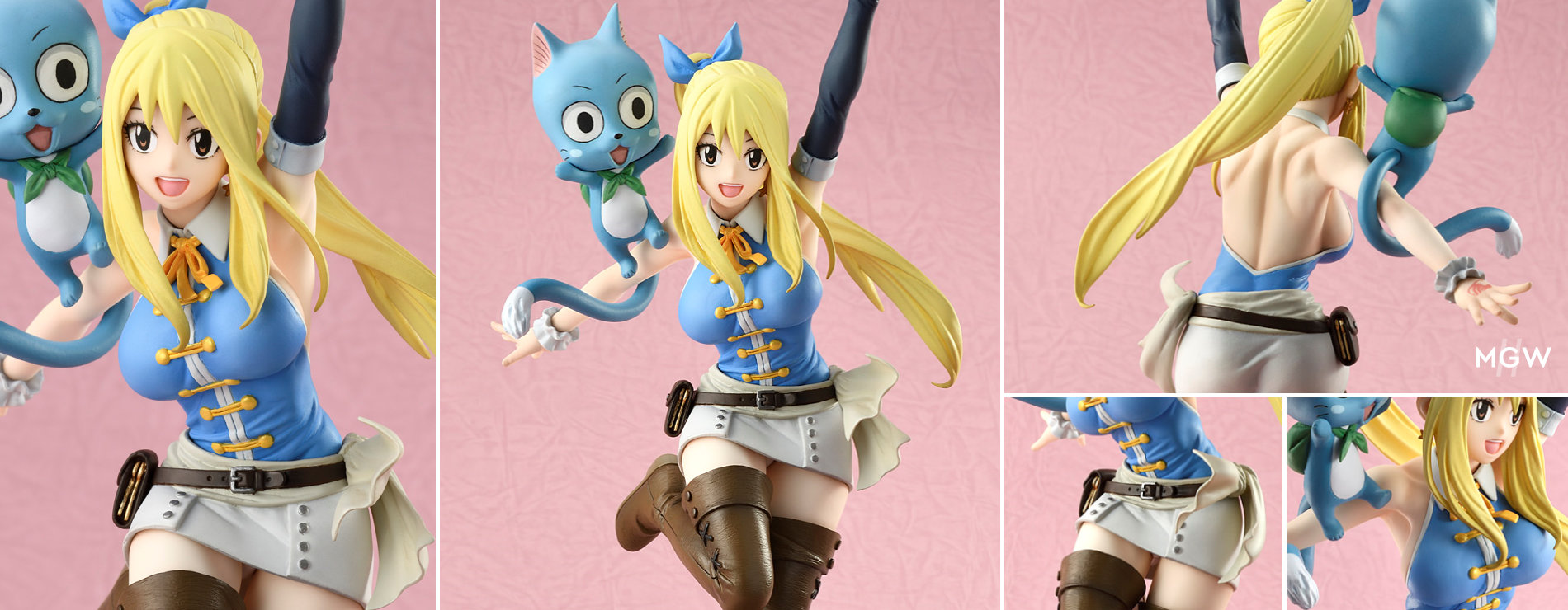 Lucy Heartfilia by BellFine from FAIRY TAIL MyGrailWatch Anime Figure Guide