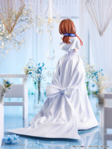 Nakano Miku Wedding Ver. by AMAKUNI from The Quintessential Quintuplets 13 MyGrailWatch Anime Figure Guide