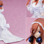 Nakano Miku Wedding Ver. by AMAKUNI from The Quintessential Quintuplets