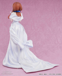 Nakano Miku Wedding Ver. by AMAKUNI from The Quintessential Quintuplets 3 MyGrailWatch Anime Figure Guide