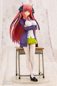 Nakano Nino by Kotobukiya from The Quintessential Quintuplets 1 MyGrailWatch Anime Figure Guide