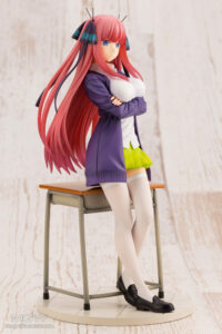 Nakano Nino by Kotobukiya from The Quintessential Quintuplets 5 MyGrailWatch Anime Figure Guide
