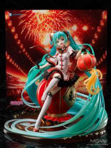Hatsune Miku 2021 Chinese New Year Ver. by FuRyu 10 MyGrailWatch Anime Figure Guide