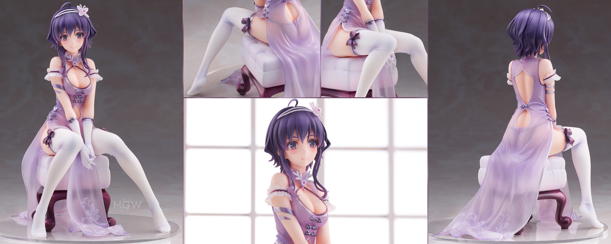 Hyoudou Michiru Lingerie ver. by ANIPLEX x ALTER from Saekano with illustration by Misaki Kurehito MyGrailWatch Anime Figure Guide