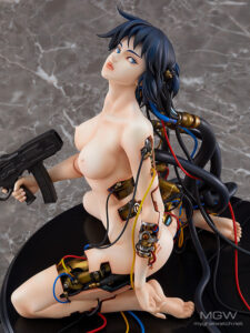 Kusanagi Motoko by With Fans from Ghost in the Shell 6 MyGrailWatch Anime Figure Guide