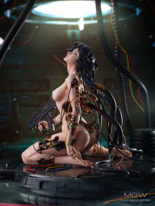 Kusanagi Motoko by With Fans from Ghost in the Shell 8 MyGrailWatch Anime Figure Guide