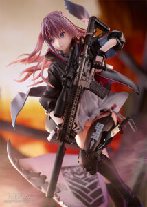ST AR 15 by Phat from Girls Frontline 10 MyGrailWatch Anime Figure Guide