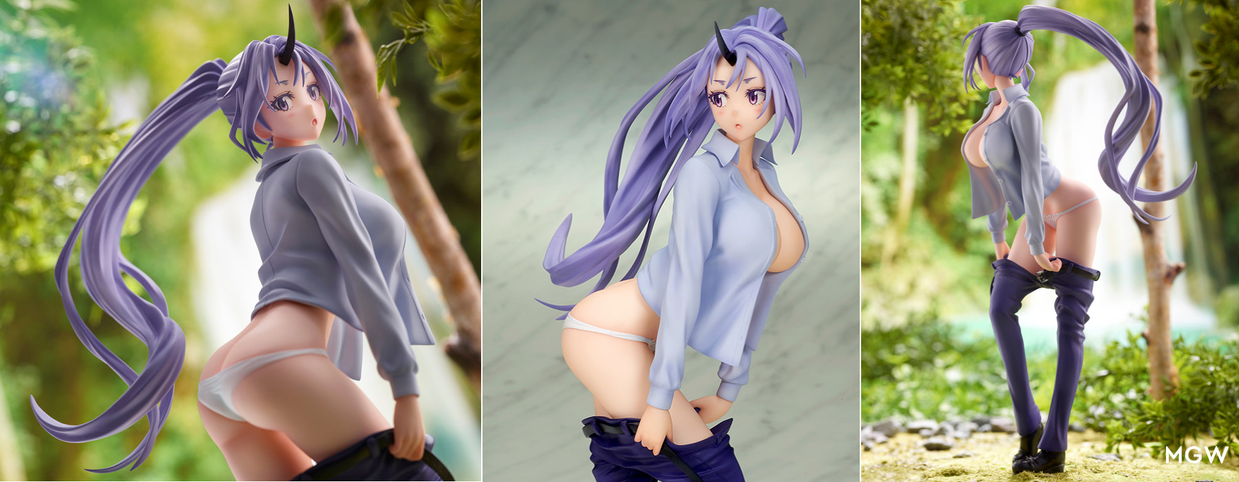Shion Okigae Mode by quesQ from That Time I Got Reincarnated as a Slime MyGrailWatch Anime Figure Guide