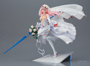 Zero Two For My Darling by Good Smile Company from DARLING in the FRANXX 3 MyGrailWatch Anime Figure Guide