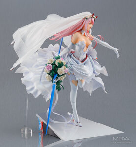 Zero Two For My Darling by Good Smile Company from DARLING in the FRANXX 5 MyGrailWatch Anime Figure Guide