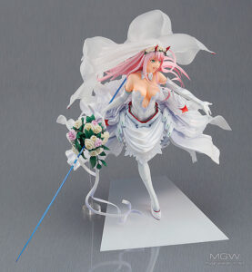 Zero Two For My Darling by Good Smile Company from DARLING in the FRANXX 6 MyGrailWatch Anime Figure Guide