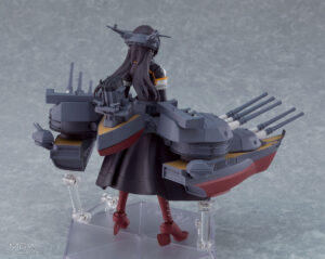 figma Nagato Kai Ni by Max Factory from Kantai Collection KanColle 2 MyGrailWatch Anime Figure Guide