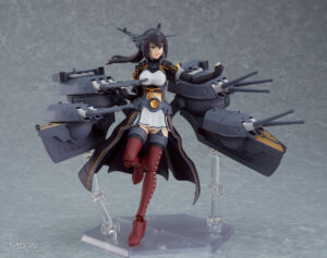figma Nagato Kai Ni by Max Factory from Kantai Collection KanColle 5 MyGrailWatch Anime Figure Guide